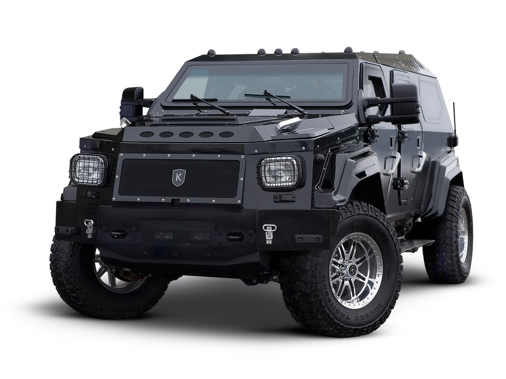 Conquest Knight XV Armored Vehicle